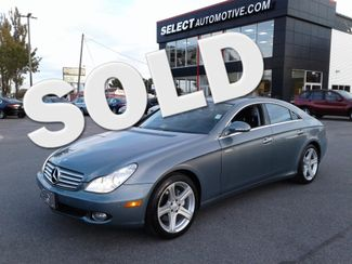 2007 Mercedes-Benz CLS550 in Virginia Beach, Virginia