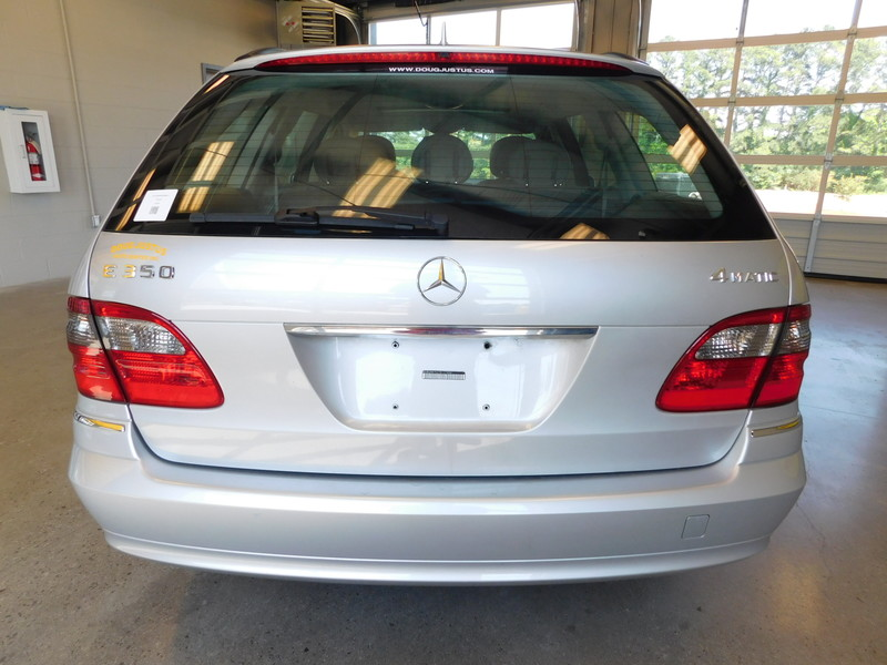 2007 mercedes benz e350 35l city tn doug justus auto for Used mercedes benz knoxville tn