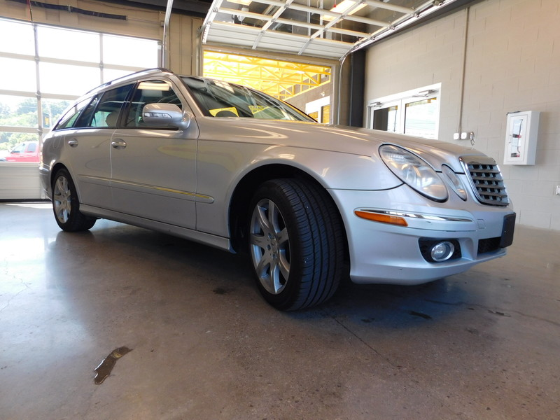 2007 mercedes benz e350 35l city tn doug justus auto for Mercedes benz knoxville tennessee