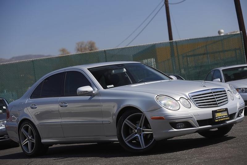 2007 Mercedes-Benz E350 - SPORT - P1 - NAV  city California  MDK International  in Los Angeles, California