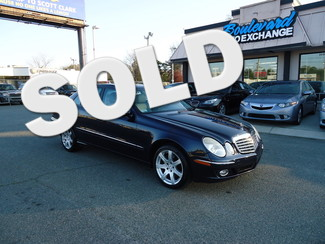 2007 Mercedes-Benz E350 3.5L Charlotte, North Carolina