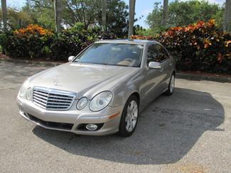2007 Mercedes-Benz E350 3.5L Dania Beach, Florida 3