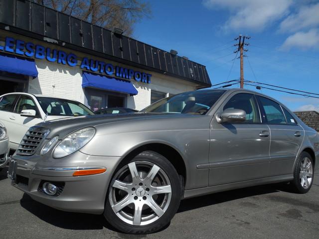 2007 Mercedes-Benz E350 3.5L Leesburg, Virginia 0