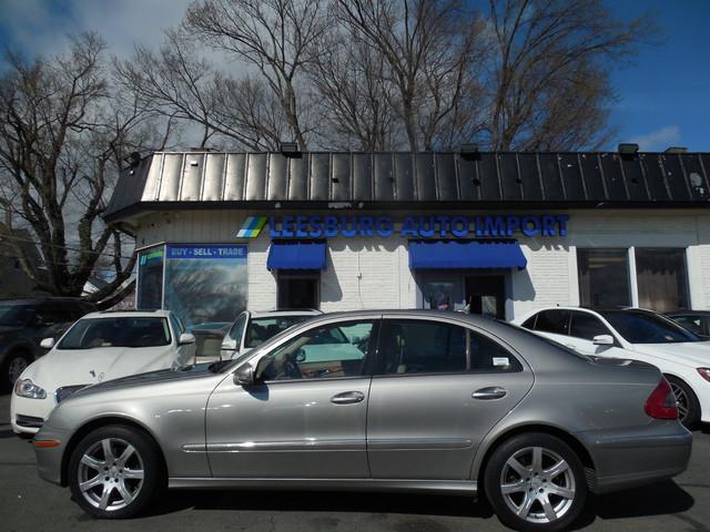 2007 Mercedes-Benz E350 3.5L Leesburg, Virginia 4