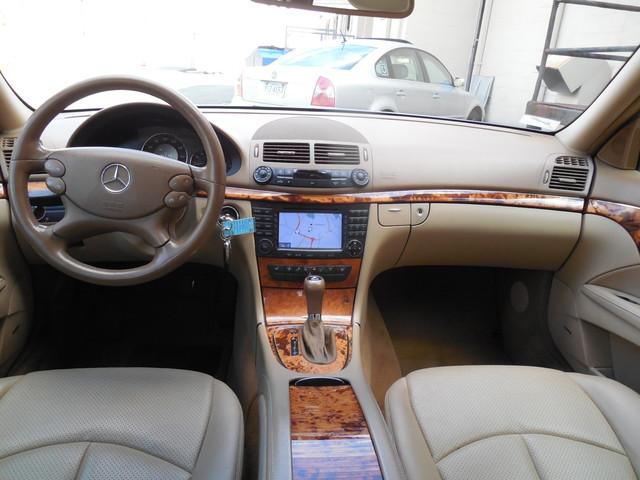 2007 Mercedes-Benz E350 3.5L Leesburg, Virginia 8