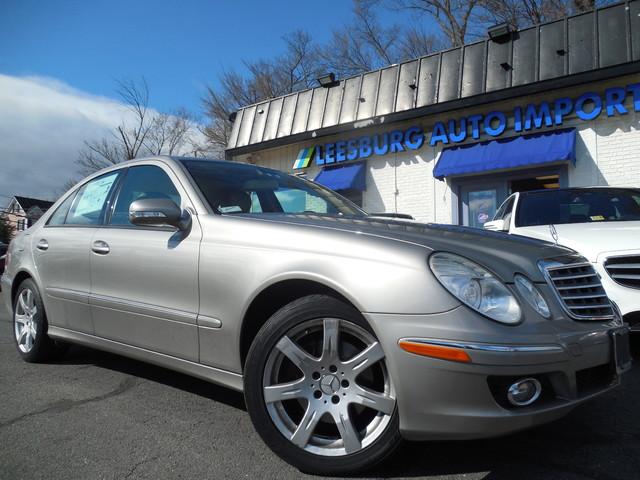 2007 Mercedes-Benz E350 3.5L Leesburg, Virginia 1