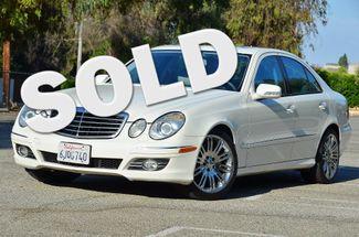 2007 Mercedes-Benz E350  P1 PKG -NAVI - 91K MILES - HTD STS Reseda, CA