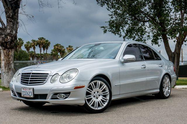 2007 Mercedes-Benz E350 3.5L Reseda, CA 1