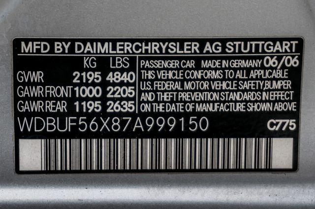 2007 Mercedes-Benz E350 3.5L Reseda, CA 42