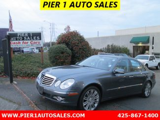 2007 Mercedes-Benz E350 3.5L Seattle, Washington