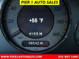2007 Mercedes-Benz E350 3.5L Seattle, Washington 11