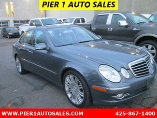 2007 Mercedes-Benz E350 3.5L Seattle, Washington 2