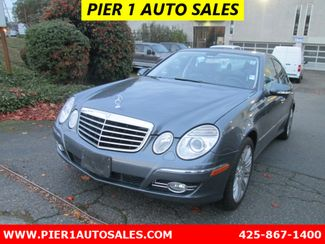 2007 Mercedes-Benz E350 3.5L Seattle, Washington 20