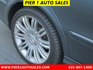 2007 Mercedes-Benz E350 3.5L Seattle, Washington 22
