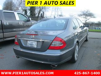 2007 Mercedes-Benz E350 3.5L Seattle, Washington 6