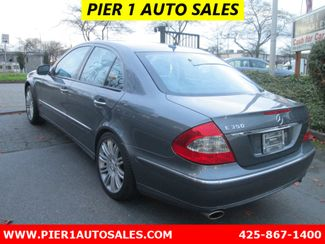 2007 Mercedes-Benz E350 3.5L Seattle, Washington 8