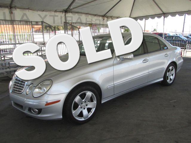 2007 Mercedes E550 55L Please call or e-mail to check availability All of our vehicles are ava