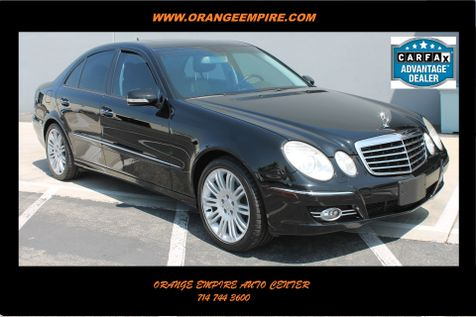 2007 Mercedes-Benz E550 5.5L in Orange, CA