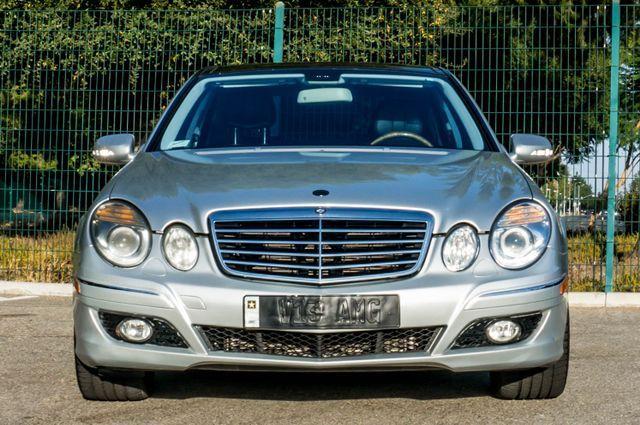 2007 Mercedes-Benz E550  AMG SPORT - P2 PKG - NAVI - HTD STS Reseda, CA 2