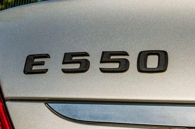 2007 Mercedes-Benz E550  AMG SPORT - P2 PKG - NAVI - HTD STS Reseda, CA 47