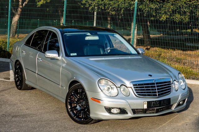 2007 Mercedes-Benz E550  AMG SPORT - P2 PKG - NAVI - HTD STS Reseda, CA 45