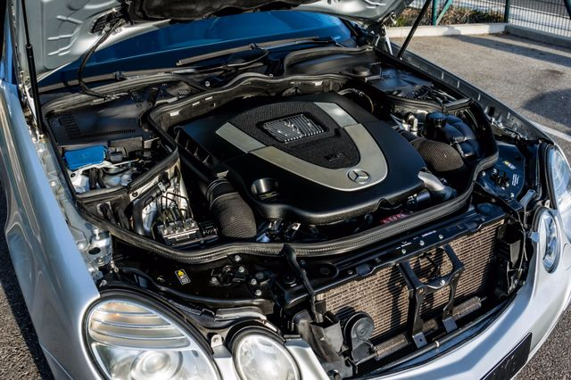 2007 Mercedes-Benz E550  AMG SPORT - P2 PKG - NAVI - HTD STS Reseda, CA 39