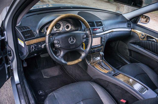 2007 Mercedes-Benz E550  AMG SPORT - P2 PKG - NAVI - HTD STS Reseda, CA 16