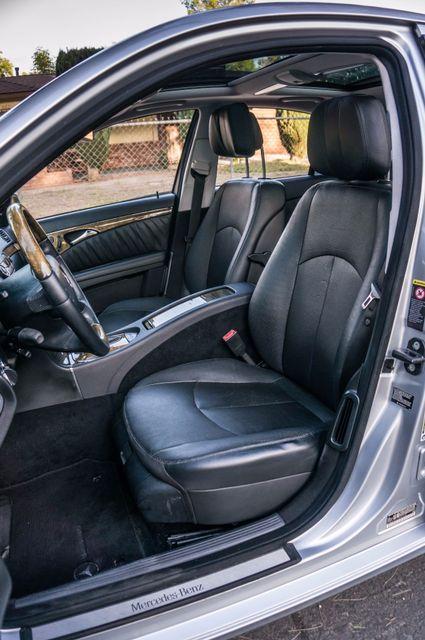 2007 Mercedes-Benz E550  AMG SPORT - P2 PKG - NAVI - HTD STS Reseda, CA 28