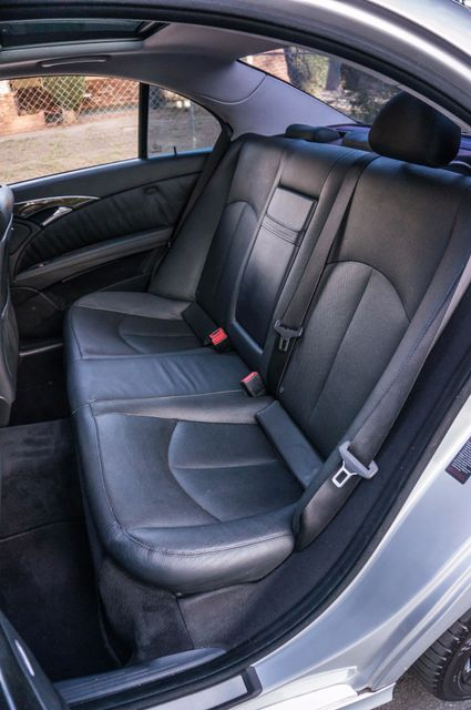 2007 Mercedes-Benz E550  AMG SPORT - P2 PKG - NAVI - HTD STS Reseda, CA 29