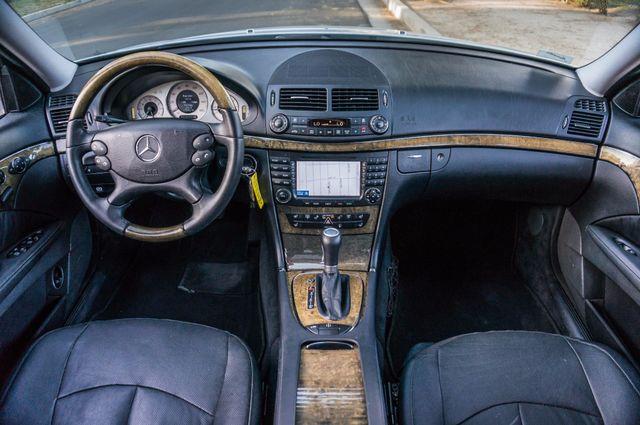 2007 Mercedes-Benz E550  AMG SPORT - P2 PKG - NAVI - HTD STS Reseda, CA 17