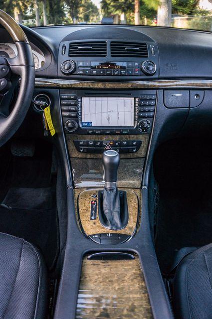 2007 Mercedes-Benz E550  AMG SPORT - P2 PKG - NAVI - HTD STS Reseda, CA 21