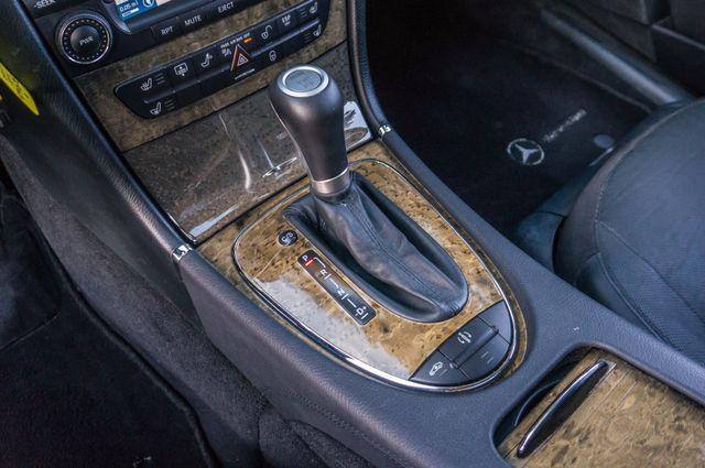 2007 Mercedes-Benz E550  AMG SPORT - P2 PKG - NAVI - HTD STS Reseda, CA 27