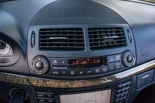 2007 Mercedes-Benz E550  AMG SPORT - P2 PKG - NAVI - HTD STS Reseda, CA 23