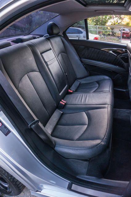 2007 Mercedes-Benz E550  AMG SPORT - P2 PKG - NAVI - HTD STS Reseda, CA 31