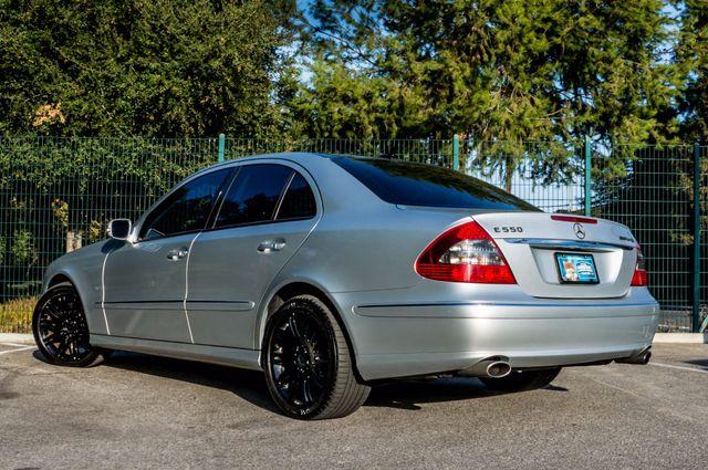 2007 Mercedes-Benz E550  AMG SPORT - P2 PKG - NAVI - HTD STS Reseda, CA 6