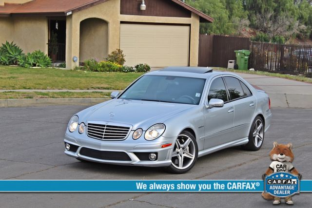 2007 Mercedes-Benz E63 6.3L AMG ONLY 84K ORIGINAL MLS NAVIGATION NEW TIRES SUNROOF XENON LEATHER Woodland Hills, CA 0