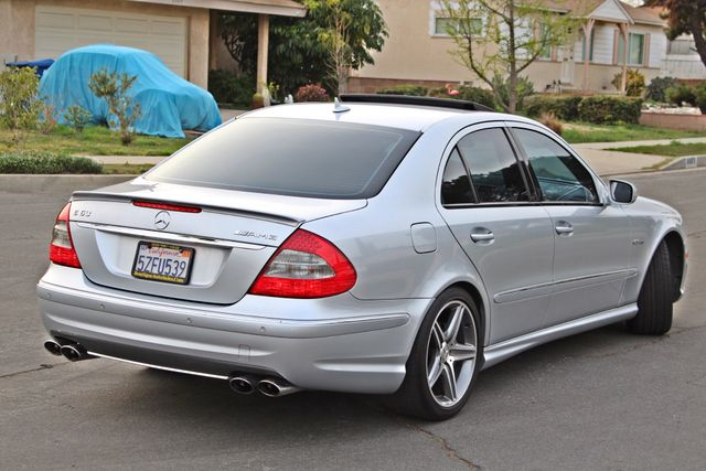 2007 Mercedes-Benz E63 6.3L AMG ONLY 84K ORIGINAL MLS NAVIGATION NEW TIRES SUNROOF XENON LEATHER Woodland Hills, CA 9