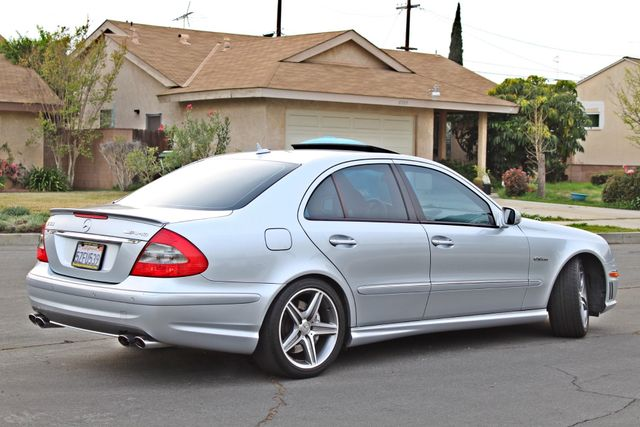 2007 Mercedes-Benz E63 6.3L AMG ONLY 84K ORIGINAL MLS NAVIGATION NEW TIRES SUNROOF XENON LEATHER Woodland Hills, CA 10