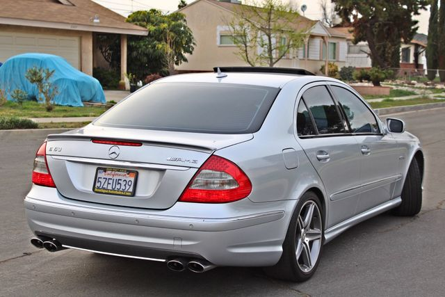 2007 Mercedes-Benz E63 6.3L AMG ONLY 84K ORIGINAL MLS NAVIGATION NEW TIRES SUNROOF XENON LEATHER Woodland Hills, CA 38