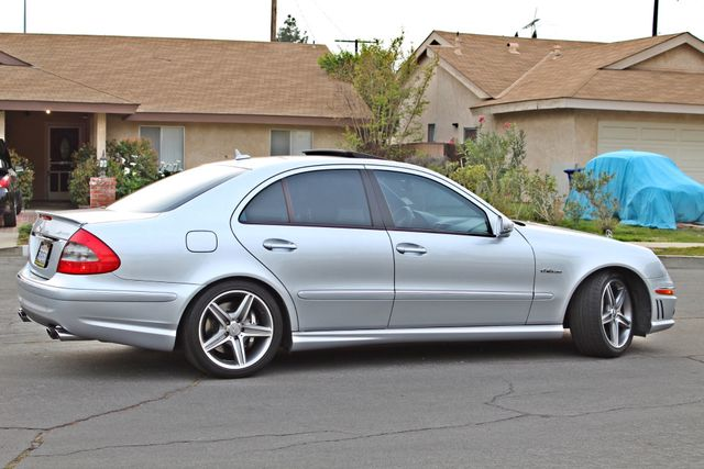2007 Mercedes-Benz E63 6.3L AMG ONLY 84K ORIGINAL MLS NAVIGATION NEW TIRES SUNROOF XENON LEATHER Woodland Hills, CA 11