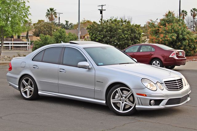 2007 Mercedes-Benz E63 6.3L AMG ONLY 84K ORIGINAL MLS NAVIGATION NEW TIRES SUNROOF XENON LEATHER Woodland Hills, CA 13