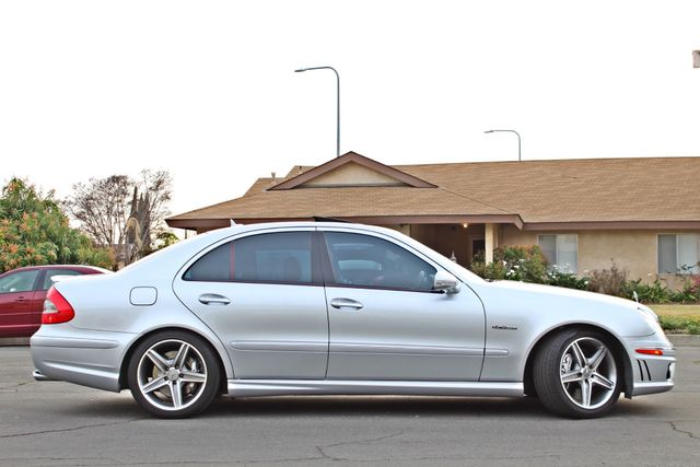 2007 Mercedes-Benz E63 6.3L AMG ONLY 84K ORIGINAL MLS NAVIGATION NEW TIRES SUNROOF XENON LEATHER Woodland Hills, CA 12