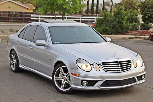 2007 Mercedes-Benz E63 6.3L AMG ONLY 84K ORIGINAL MLS NAVIGATION NEW TIRES SUNROOF XENON LEATHER Woodland Hills, CA 37