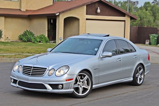 2007 Mercedes-Benz E63 6.3L AMG ONLY 84K ORIGINAL MLS NAVIGATION NEW TIRES SUNROOF XENON LEATHER Woodland Hills, CA 17