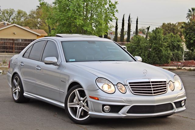 2007 Mercedes-Benz E63 6.3L AMG ONLY 84K ORIGINAL MLS NAVIGATION NEW TIRES SUNROOF XENON LEATHER Woodland Hills, CA 15