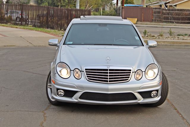 2007 Mercedes-Benz E63 6.3L AMG ONLY 84K ORIGINAL MLS NAVIGATION NEW TIRES SUNROOF XENON LEATHER Woodland Hills, CA 16