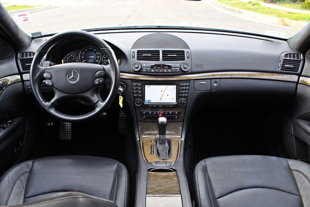 2007 Mercedes-Benz E63 6.3L AMG ONLY 84K ORIGINAL MLS NAVIGATION NEW TIRES SUNROOF XENON LEATHER Woodland Hills, CA 27