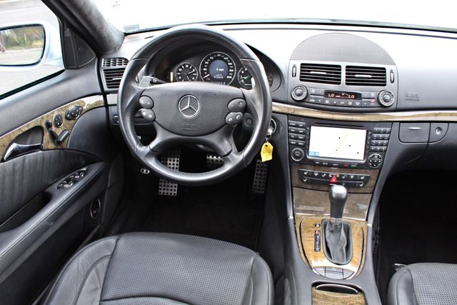 2007 Mercedes-Benz E63 6.3L AMG ONLY 84K ORIGINAL MLS NAVIGATION NEW TIRES SUNROOF XENON LEATHER Woodland Hills, CA 28