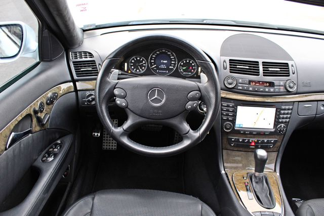 2007 Mercedes-Benz E63 6.3L AMG ONLY 84K ORIGINAL MLS NAVIGATION NEW TIRES SUNROOF XENON LEATHER Woodland Hills, CA 30