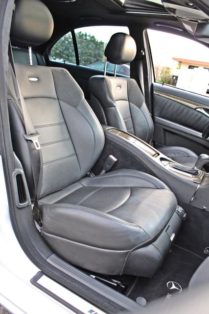 2007 Mercedes-Benz E63 6.3L AMG ONLY 84K ORIGINAL MLS NAVIGATION NEW TIRES SUNROOF XENON LEATHER Woodland Hills, CA 31